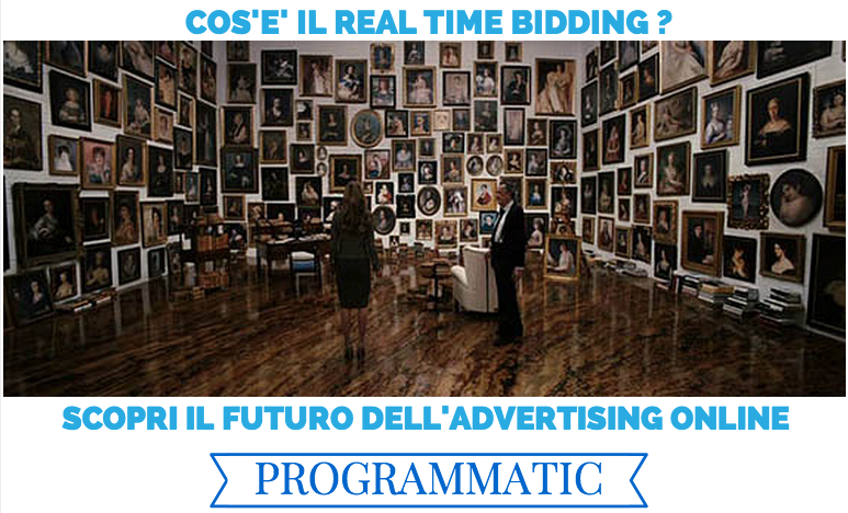 Cos'è il RTB (Real Time Bidding)? il Futuro dell'Advertising